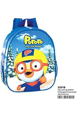 PORORO Nursery Penguin Backpack Leisure and Sportwear, Adult Unisex, Multicoloured