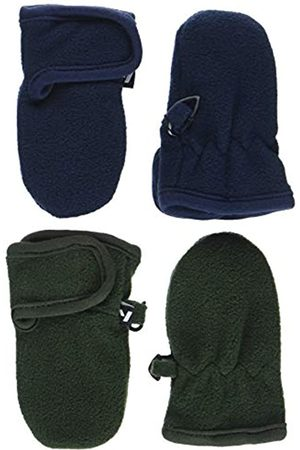 Name it Boy's Nbmmar Fleece 2p Mitten Fo Gloves