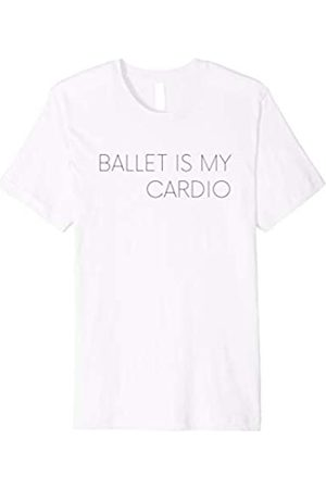Barre Hop Shirts Ballet is my Cardio Shirt Funny Ballet Shirt