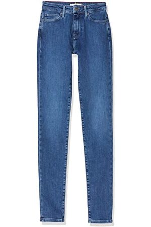 Tommy Hilfiger Women's Venice Slim RW Straight Jeans