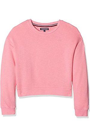 Tommy Hilfiger Girl's AME S GMD Cn HWK L/s Sweatshirt