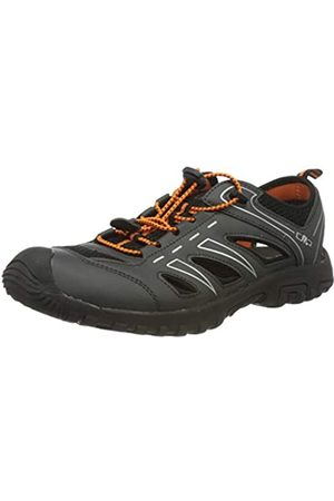 CMP – F.lli Campagnolo Men's Aquarii 2.0 Hiking Sandal, (Nero U901)