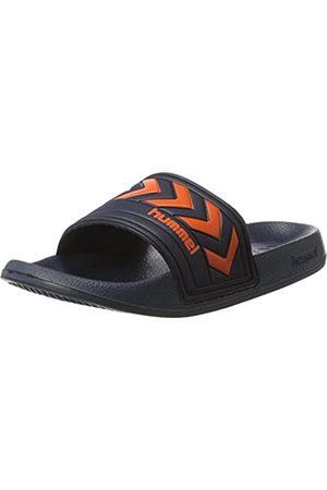 Hummel Larsen Slipper Smu, Unisex Adults' Beach & Pool Shoes, (Ombre )