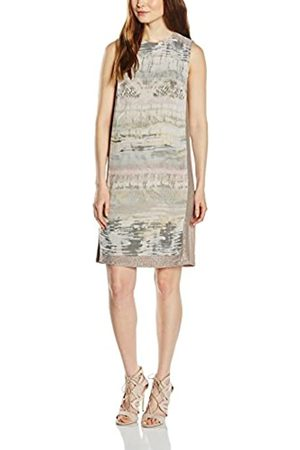 Betty Barclay Women's 6420/1182 Dress, -Braun (Smoky Taupe 7322)