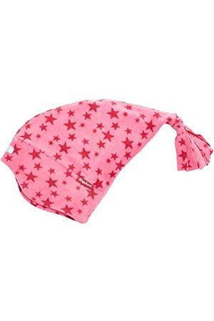 Playshoes Girl's Fleece-Zipfelmütze Sterne Hat