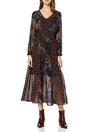 Only Women's Onldorothy L/s Midi Dress WVN Party