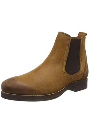 Sneaky Steve Men's Ribald Chelsea Boots, (Whiskey a5682a)