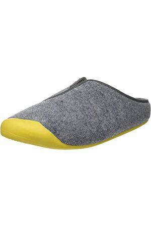 Nordikas Men's Nix Open Back Slippers, (Gris 007)