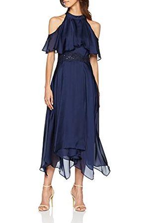 Coast Women's Charley Party Dress, (Navy)