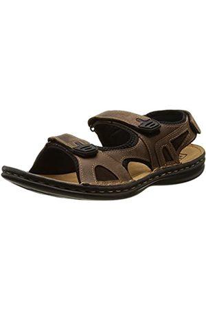 TBS Men's Berric Open-Toe Sandals Size: 9 UK