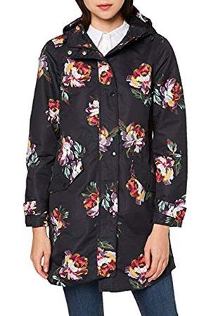 Joules Women's Loxely Print Rain Jacket