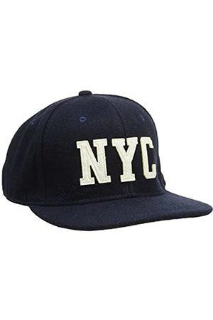 Schott NYC Men's Capwool Baseball Cap