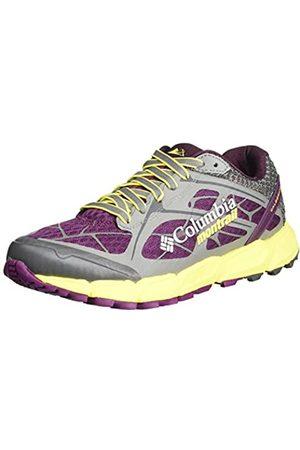 Columbia Women's Caldorado Ii Trail Running Shoes, (Dark Raspberry, Autzen)