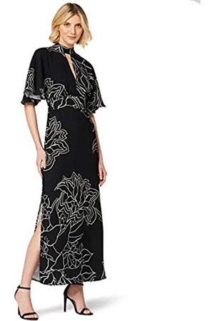 TRUTH & FABLE Amazon Brand - ACB042 Evening Dress, 12