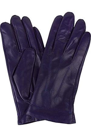 "Snugrugs Womens Butter Soft Premium Leather Glove with Classic 3pt Stitch Design & Warm Fleece Lining (Medium (7""))"