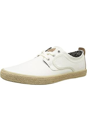 TBS Men's Restart Oxfords, (Ecru 077)