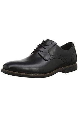 Rockport Men's Slayter Plain Toe Oxfords, ( 001)