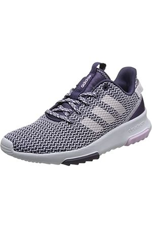 adidas Women's Cloudfoam Racer Tr Competition Running Shoes, (Trapur/Orctin/Aerpnk 000)