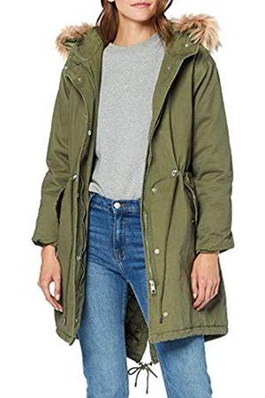 New Look Women's Monica Cotton Parka Jacket