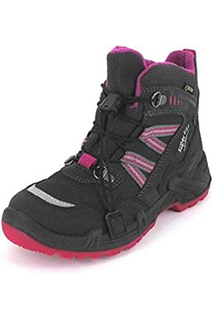 Superfit Boys' Canyon Snow Boots, (Grau/rosa 21 21)