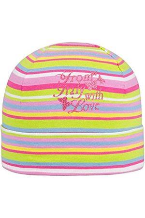 Döll Girl's Topfmütze Jersey Hat, -Rosa (Fuchsia 2023)