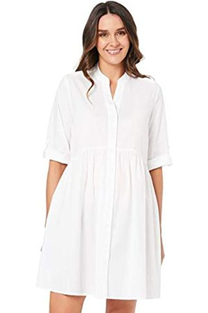 Ripe Maternity Women's Paige Poplin Business Casual Dress