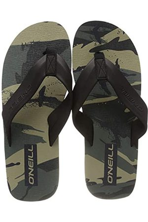 O'Neill Men's Fm Imprint Pattern Sandals Shoes & Bags, ( AOP 6900)