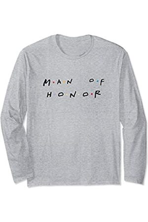 4L Distribution Man of Honor - Bridal Party - Friends Long Sleeve T-Shirt