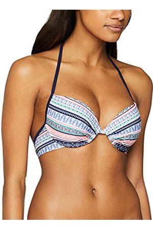 s.Oliver Women's Push-up-Top Bikini