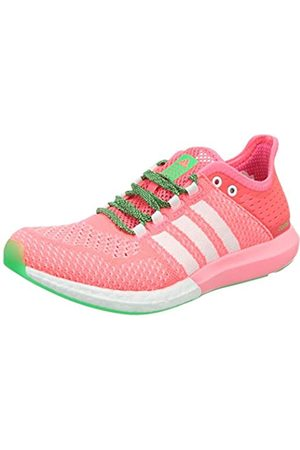 adidas B44500, Women's Running Shoes, Multicolor (Flared/Ftwwht/Flagrn)