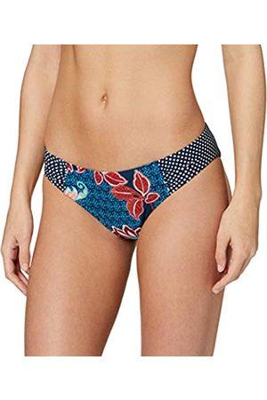 Pour Moi Women's Reef Tab Brief Bikini Bottoms