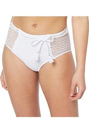 Pour Moi Women's Castaway Control Brief Bikini Bottoms