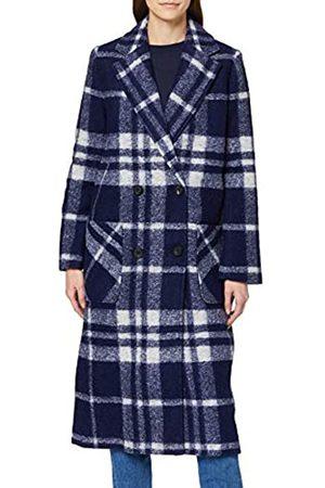 Tommy Hilfiger Women's Wool Shawl Collar Reefer Coat
