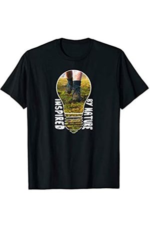Inspired By Nature By Blue Mountain Designs Hiking Boots Inspired By Nature Trail T-Shirt