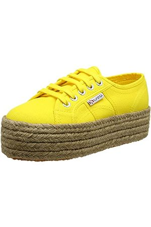 Superga Unisex Adults 2790 Cotropew Espadrille Shoes, (Sunflower)