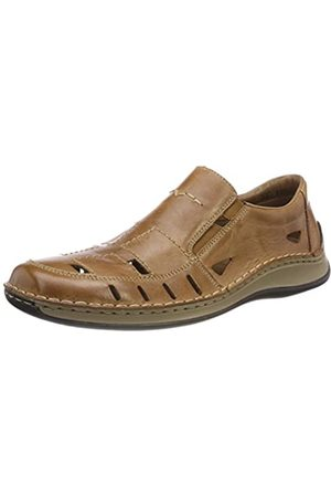 Rieker Men's 05266 Loafers, (Toffee 25)