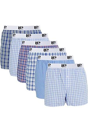 Lower East American Style Boxer Shorts, Business), Medium