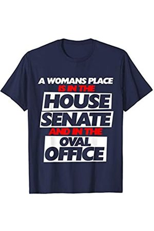 Democrat Tees 4 Us Feminist Election 2020 woman's T-Shirt