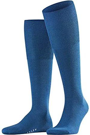Falke Men Airport Knee-Highs - Merino Wool/Cotton Blend, UK 10-11 (Manufacturer size: 45-46)