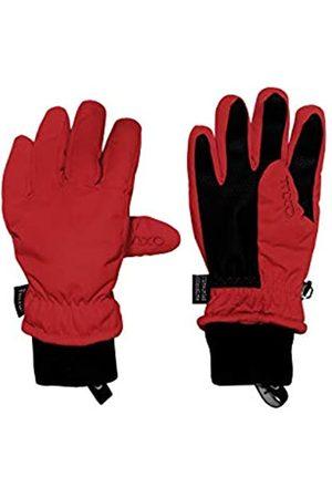 maximo Girl's Fünffinger mit Strickbündchen Gloves