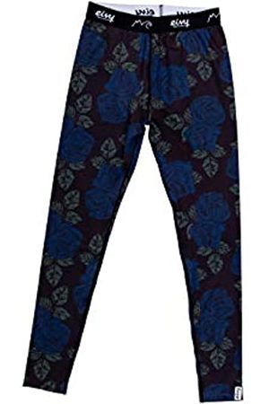 Eivy Women's Icecold Tight Damen Baselayer Warme Ski-Thermo Funktionsunterwäsche Legging Functional Underwear