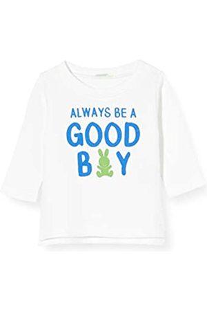 Benetton Baby Boys' Maglia G/c M/l Sports Hoodie