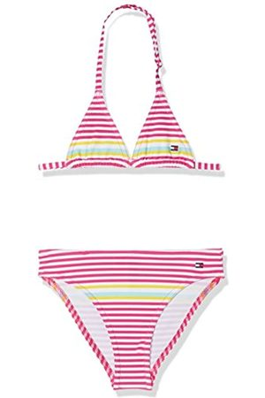 Tommy Hilfiger Girl's Triangle Bikini Set Swimwear