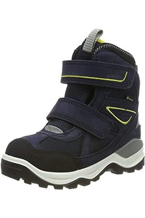 Ecco Boys' Snow Mountain Boots, /Night Sky