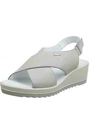 IGI&CO Women's DCY 31721 Platform Sandals, (Perla 3172100)