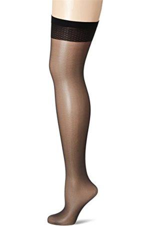 Fiore di Lucia Milano Women's Jovitta/Sensual Suspender Stockings, 20 DEN