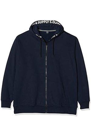 s.Oliver Men's 15.911.43.2781 Sweat Jacket