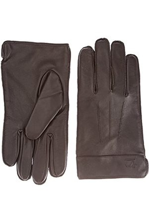 James Tyler Men's Leather Gloves with a Classic Outer Seam
