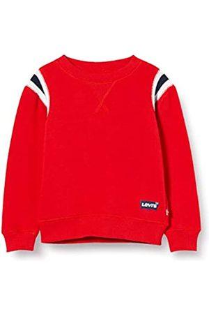 Levi's Boy's LVB Oversized Dorito Crewneck 8EA926 Sweater