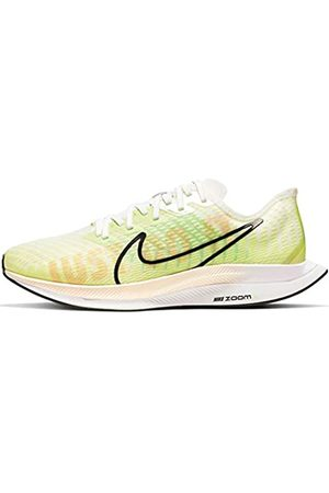 Nike Women's W Zoom Pegasus Turbo 2 Rise Competition Running Shoes, (Luminous / - -Crimson Tint 300)